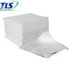Heavy Duty White Absorbent Pads For Oil Spills