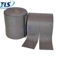 5mm Perforated Universal Spill Control Absorbent Rolls For All Liquids