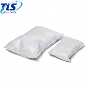 25cm x 35cm Hydrophobic Absorbent Pillows for Oil in White Color