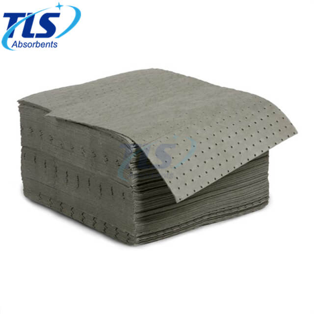 Grey 100% PP Durable Heavy Weight Universal Absorbent Pads