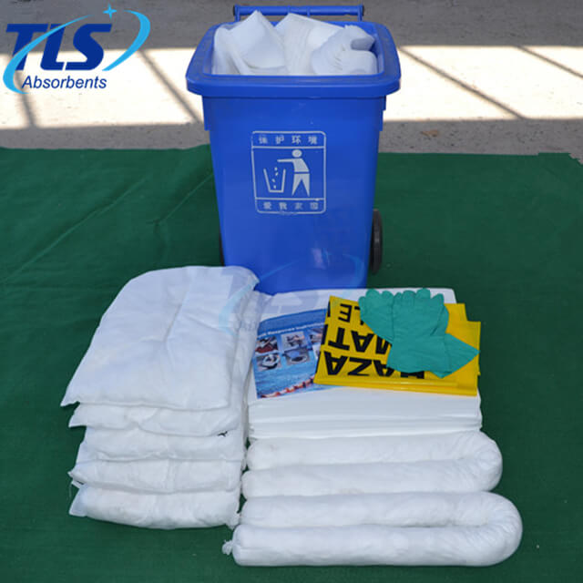 120litres Mobile Fuel And Oil Spill Kits