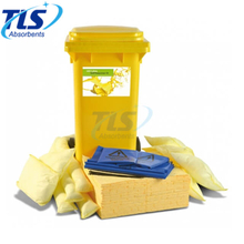 120L Hazmat Chemical Clean Up Kits for Industrial
