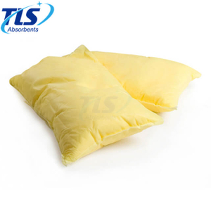 144L Environmentally Friendly Hazchem Absorbent Pillows for Chemical Spills