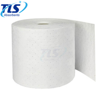 40cm*50m*7mm PP Oil Only Medium Weight Sorbent Rolls