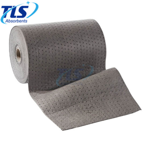 General Purpose Absorbent Rolls For Universal Spill 40cm*50m*4mm
