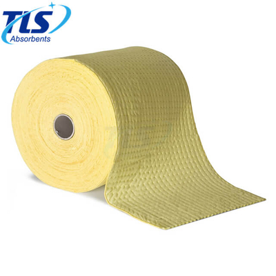 40cm*50m*5mm Chemical Absorbents Roll For Cleaning Up Acids And Alkali