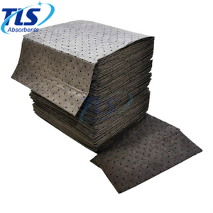 Non-Perforated Polypropylene General Purpose Absorbent Mats For Universal Spill