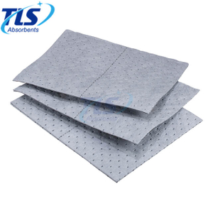 General Purpose Light Duty Universal Absorbent Mats For Spill Control