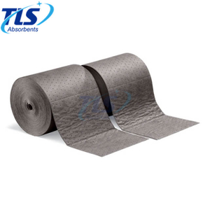 4mm Gery PP Universal Absorbent Rolls For Universal Spill