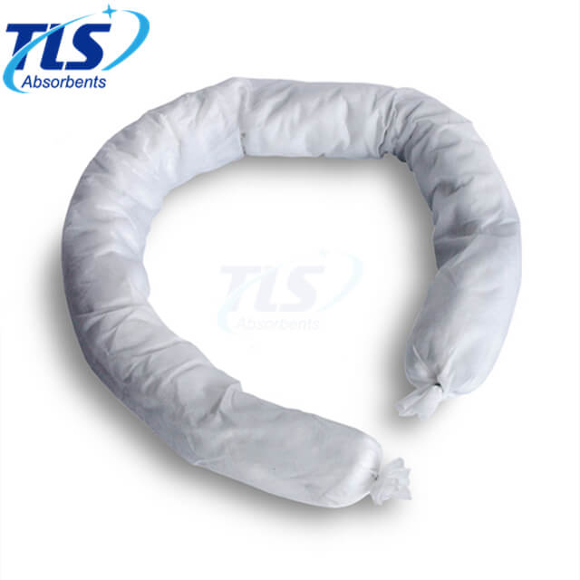 20CM x 6M 100% PP Petroleum Oil Spill Absorbent Booms for Sea