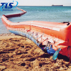 Floating Beach Rubber Oil Boom For Spill Control