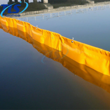 Floating Coastal PVC Oil Containment Fence Boom
