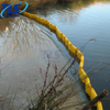 Protected Water Fence Debris Booms For Spill Containment On Waterways