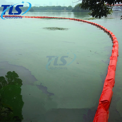 Permeable floating silt curtain for turbidity control