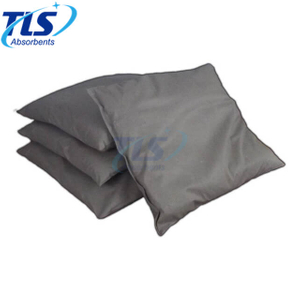 20cm x 25cm Absorbent Pillows for Universal Spills Colour-coded Grey for Easy Identification