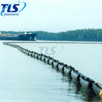 1100mm Reusable Inflatable Floating Oil Containment Booms
